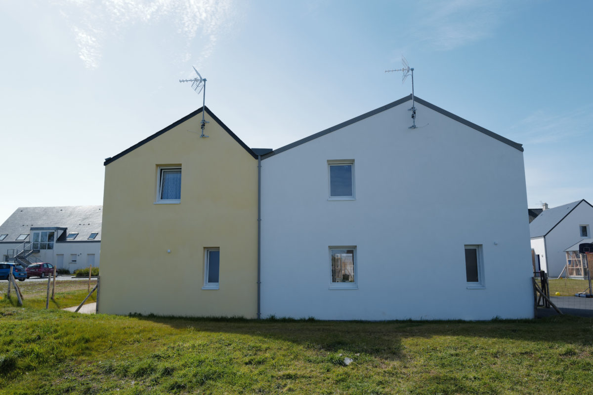 Photo du programme immobilier Tymmo, Mezou Severn à Porspoder